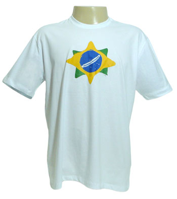 CAMISETA SUNNY NATION BRANCA